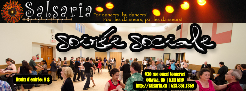 Soiree Sociale Salsaria FB Event Cover Pic