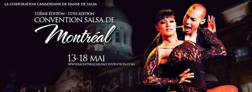 Montreal Salsa Convention 2015